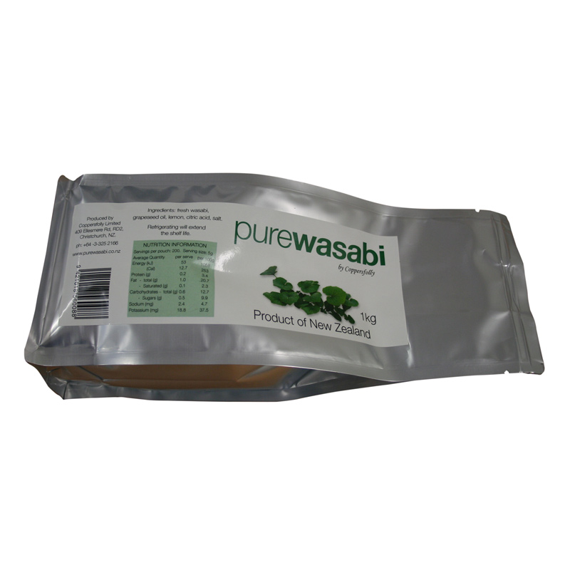 purewasabi 1kg catering pouch by Coppersfolly
