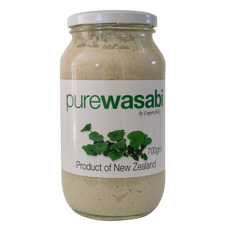purewasabi 700gm Catering Jar by Coppersfolly